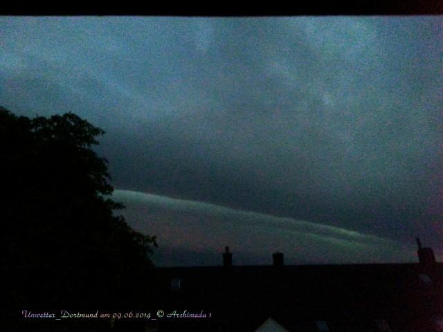 Unwetter_Dortmund am 09.06.2014_© Archimeda 1