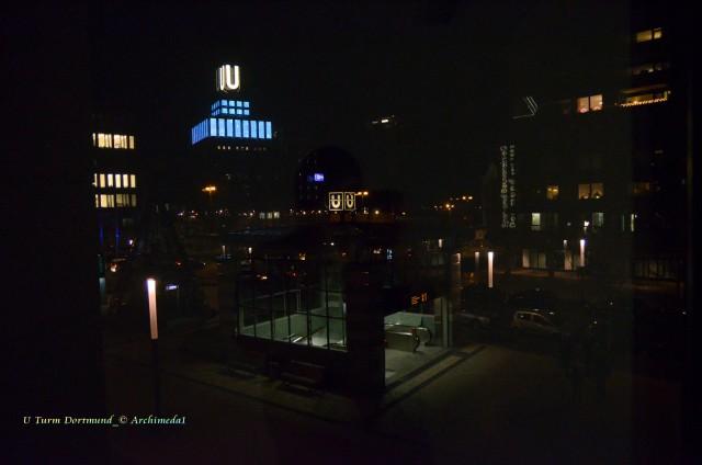 U Turm Dortmund_© Archimeda1