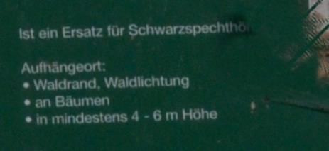 Nistkasten für Hohltauben_Erklärung © Archimeda 1-2
