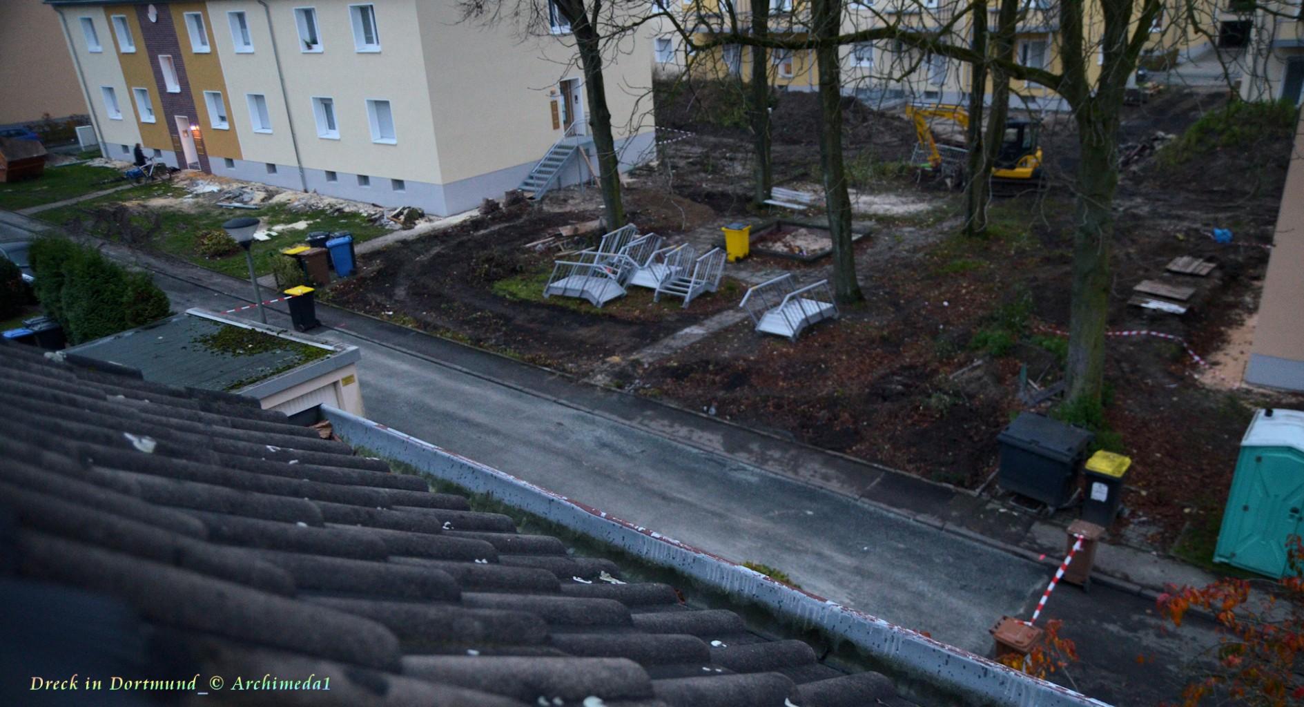 Dreck in Dortmund_© Archimeda1