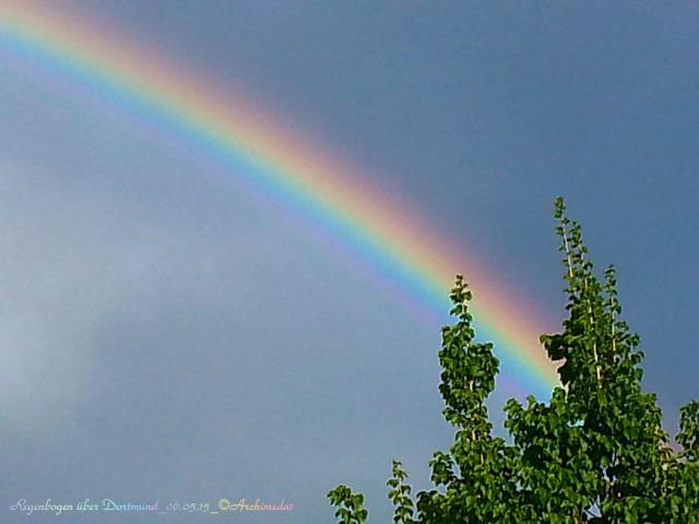 Regenbogen über Dortmund_06.05.15_©Archimeda1