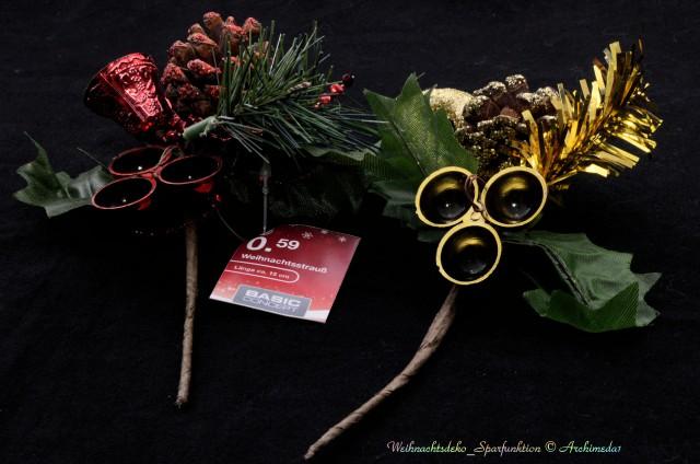 Weihnachtsdeko_Sparfunktion © Archimeda1