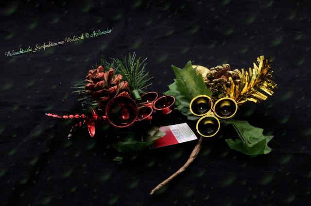 Weihnachtsdeko_Sparfunktion von Woolworth © Archimeda1