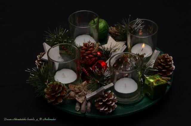 Dauer-Adventsdeko basteln_4_© Archimeda1