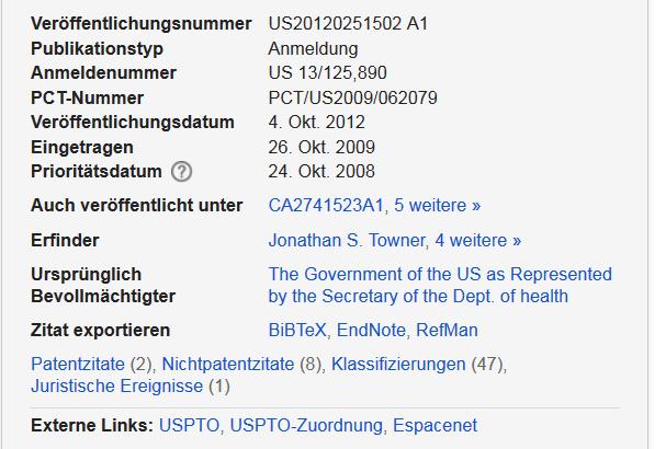Snippet von Google_com_Patente