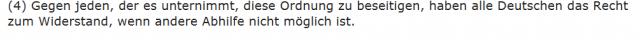 Snippet_dejure_org_gesetze_gg Artikel 20 Absatz 4