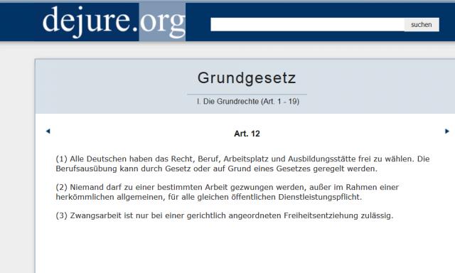 GG_Artikel 12