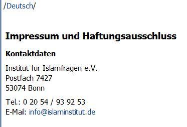 Impressum_islaminstitut_de
