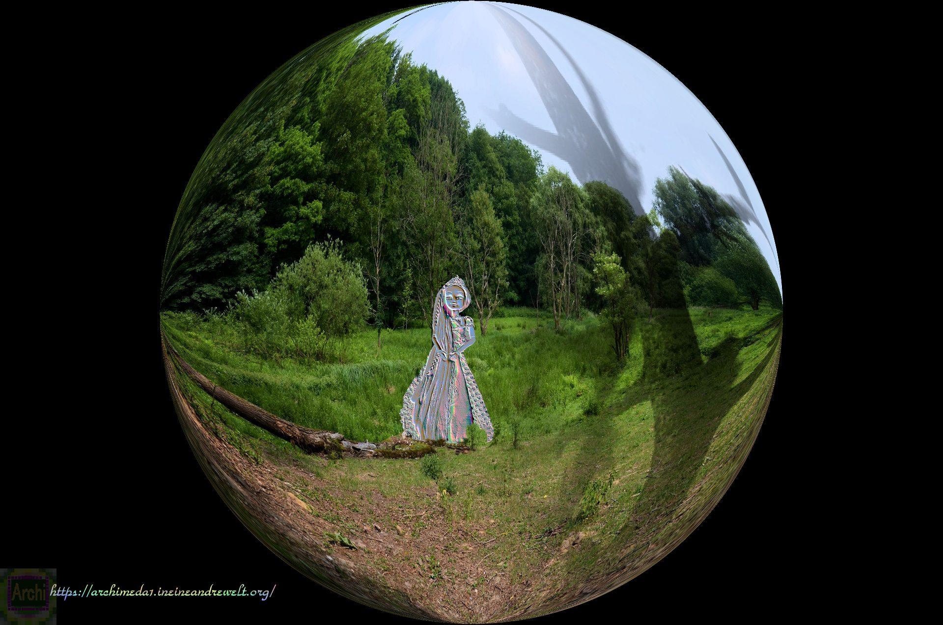 Rapunzel Ineineandrewelt Auf Der Suche Nach Was Ist Grün